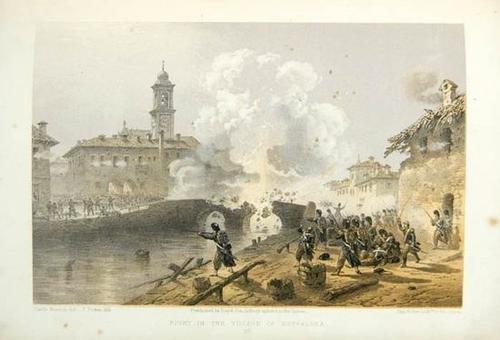 10: Bossoli (Carlo) The War in Italy