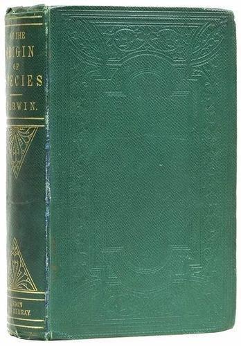 292: Darwin (Charles) On the Origin of Species