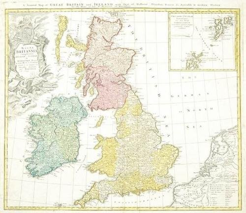 441: Homann (Heirs of) Great Britain and Ireland