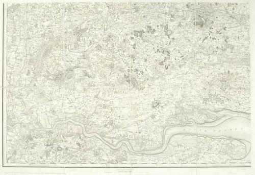 459: Ordnance Survey. South East England