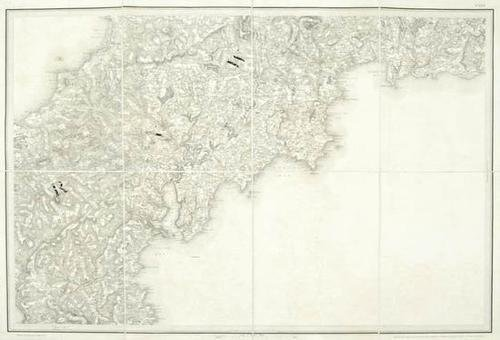 460: Ordnance Survey. The West Country