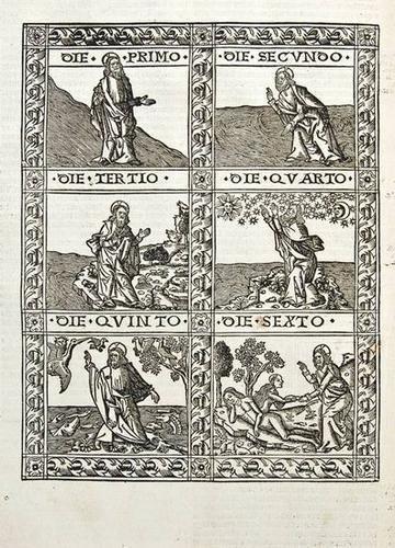 13: Bible, Latin. Biblia...Lyon, 1520