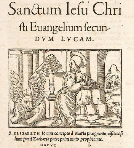 18: Bible, Latin. Biblia Sacrosancta, 1544