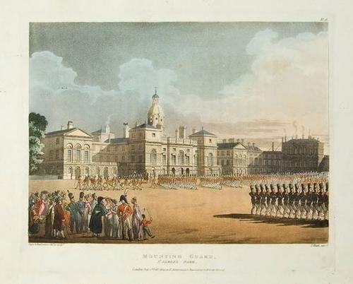 541: Ackermann (R) The Microcosm of London