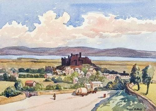 675: Field (John) group of views in British Isles