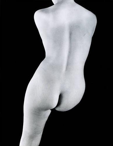 8: Erwin Blumenfeld (1897-1969)  untitled (nude) c.19