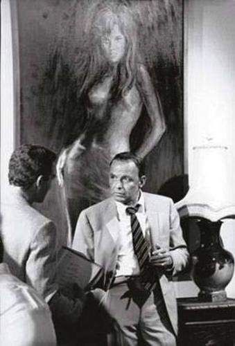 11: Terry O'Neill (b.1938) frank sinatra, 1968
