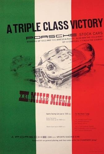 2: ANONYMOUS, Triple Class Trophy, Mille Miglia