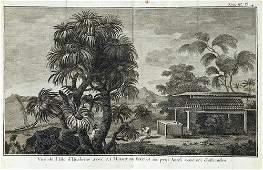 309: Benard (Robert) charts & views from Cook's Voyage