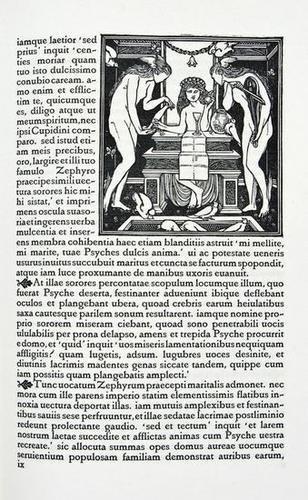 4: Apuleius.De Cupidinis et Psyches,Vale,1901