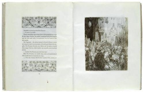 6: Jeunesse Inaltérable..,1/10 vellum,1897