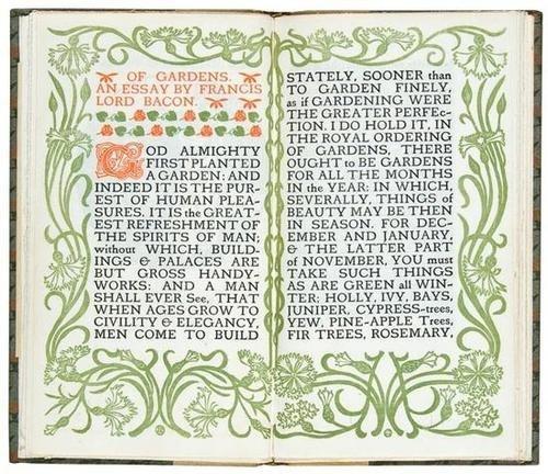 9: Bacon.Of Gardens,1/226,Eragny Pr,1902