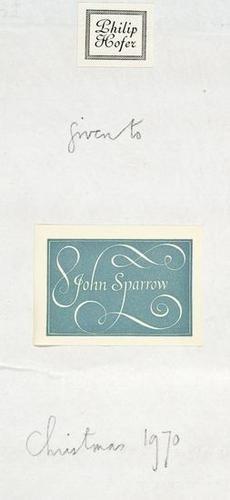 12: Cobden-Sanderson.Ideal Book,Doves Pr,1909