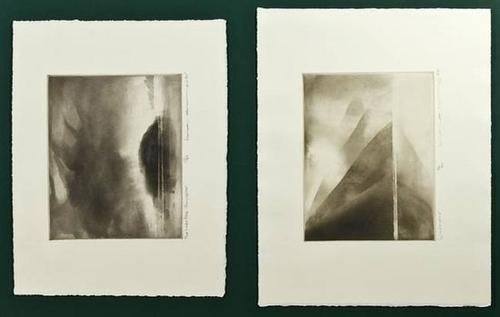 5: Norman Ackroyd, the lake, isle and westwater