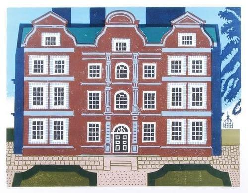 11: Edward Bawden (1903-1989) kew palace