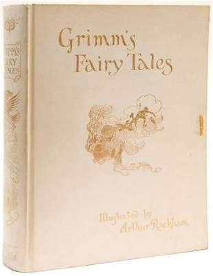 155: Rackham (A).- Grimm Brothers. The Fairy Tales