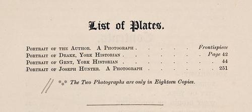 10: Boyne (W.) The Yorkshire library,