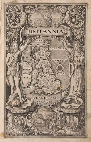2: Camden (William) Britain, Or A Chorographicall Des