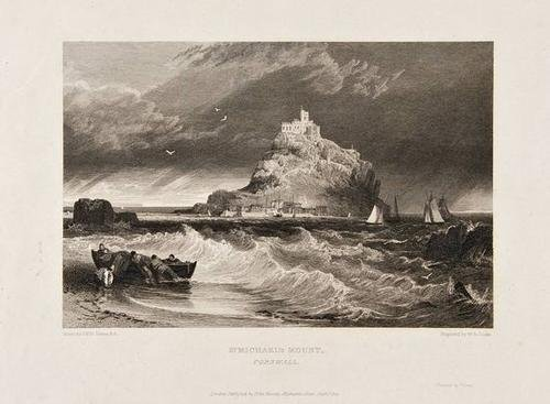 10: Turner (J.M.W.) The Southern Coast of England