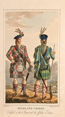 23: Logan (James) The Scottish Gael: 1831