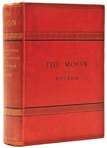 408: Neison (Edmund) The Moon 1st 1876
