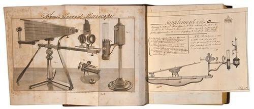 421: Adams (George) Essays on the Microscope