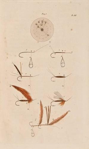 5: Ronalds (Alfred) Fly-Fisher's Entomology 1st