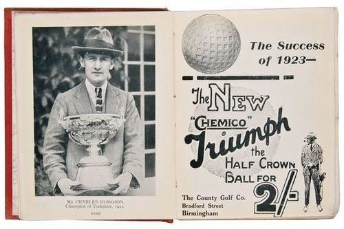 21: Golfer's Handbook (The)