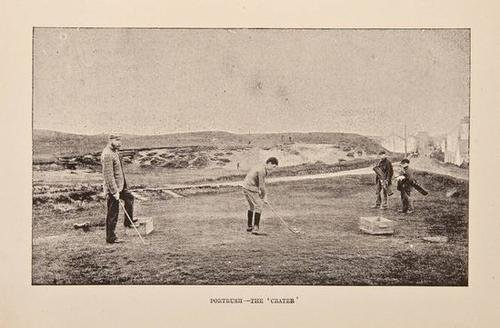 22: Hutchinson (Horace G.) Famous Golf Links