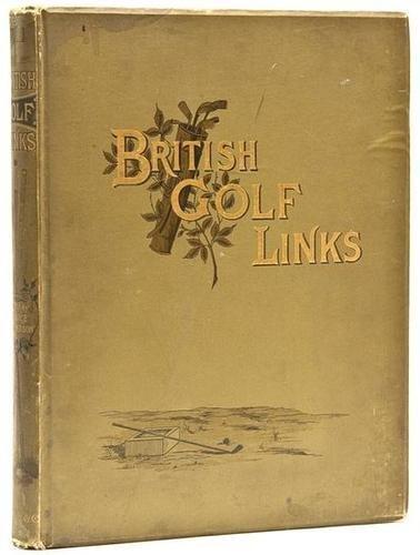 24: Hutchinson (Horace G.) British Golf Links