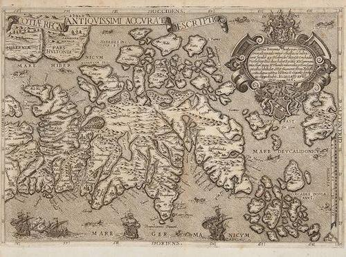 1: Leslie (John) De origine, 1578