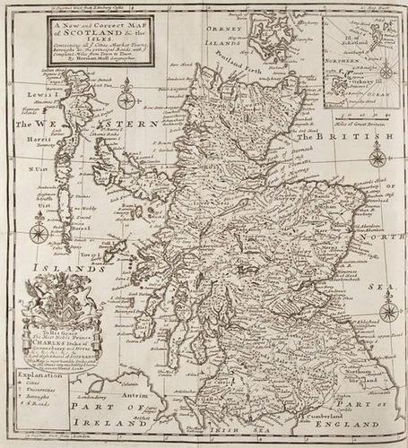 16: Scott (David) The History of Scotland 1727