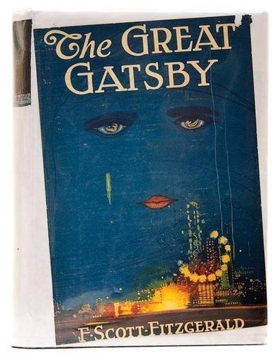 594: Fitzgerald (F. Scott) The Great Gatsby