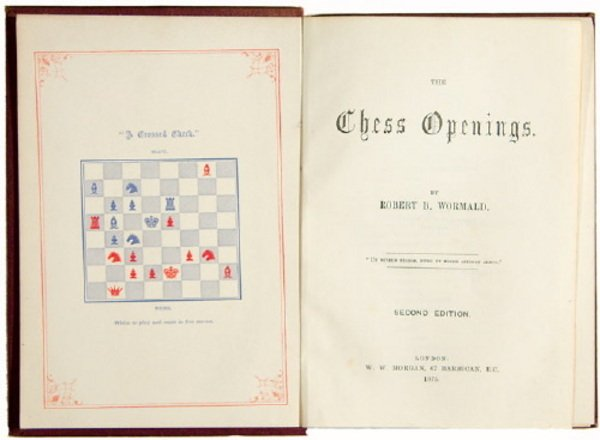 12: Chess Studies and End-Games