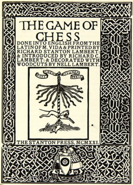 24: The Game of Chess