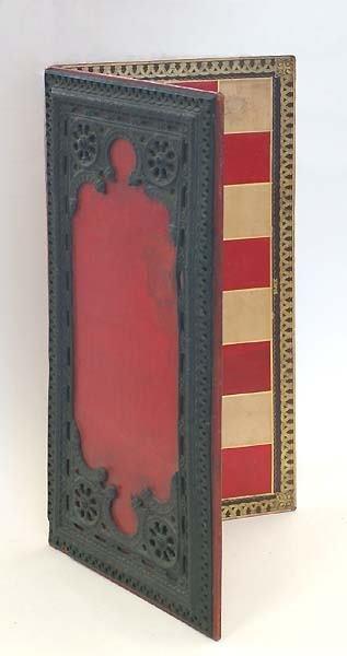 89: CARTONPIERRE FOLDING CHESS BOARD by Leuchars, 19