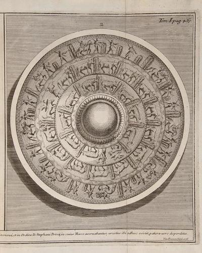 12: Dempster.De Etruria regali libri VII,1723