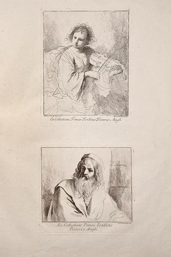 87: Piranesi-Guercino. Raccolta di alcuni...