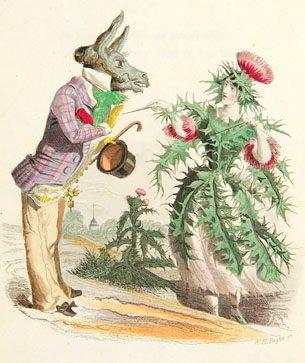 1019: Die Pilgerfahrt der Blumengeister,