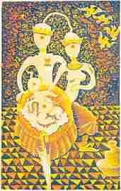 1237: The Slumbering Virgin,
