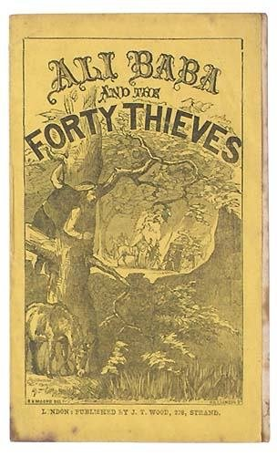 1323: Ali Baba and the Forty Thieves,