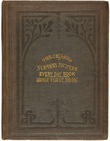1331: The Colored Nursery Picture Every Day Book,