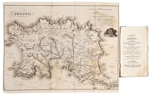 424: Plees (W.) Island of Jersey 1817
