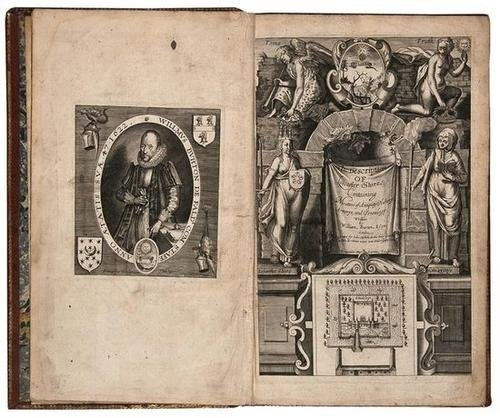 12: Burton.Description of Leicestershire,1622