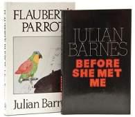 191: Barnes (Julian) Before She Met Me