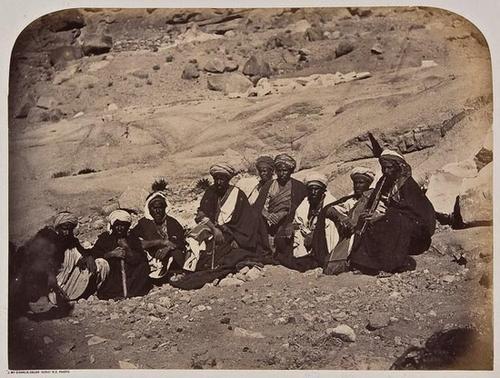 8: Sgt. James McDonald (1812 - 1885) Group of Bedawin