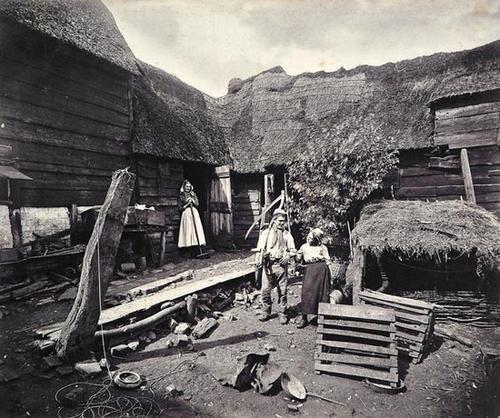 9: Charles Smerdon Roe (c.1842 - 1900) Eel Spearing;