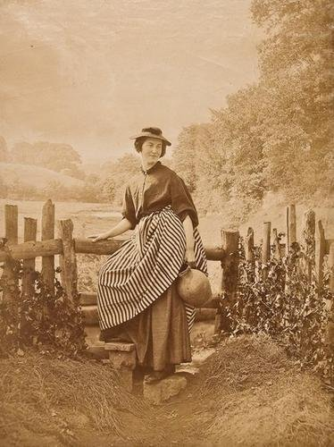11: Henry Peach Robinson (1830 - 1901) Waiting at the