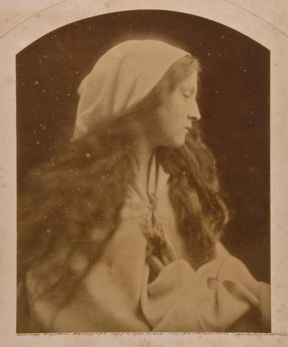 12: Julia Margaret Cameron (1815 - 1879) The Dream, 18