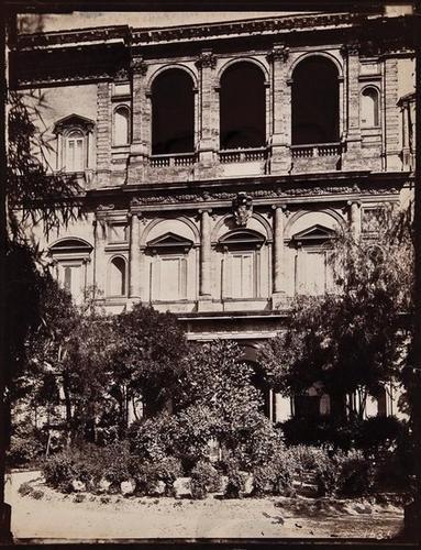 16: Gustave Eugène Chauffourier (1845 - 1919) Palazzo